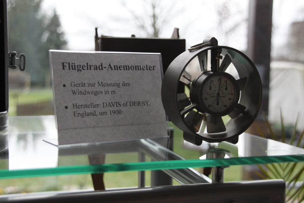 Flügelrad-Anemometer