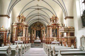 Höxer Schloss Corey Barocke Abteikirche Foto: © Günter Meißner MEDIENINFO-BERLIN