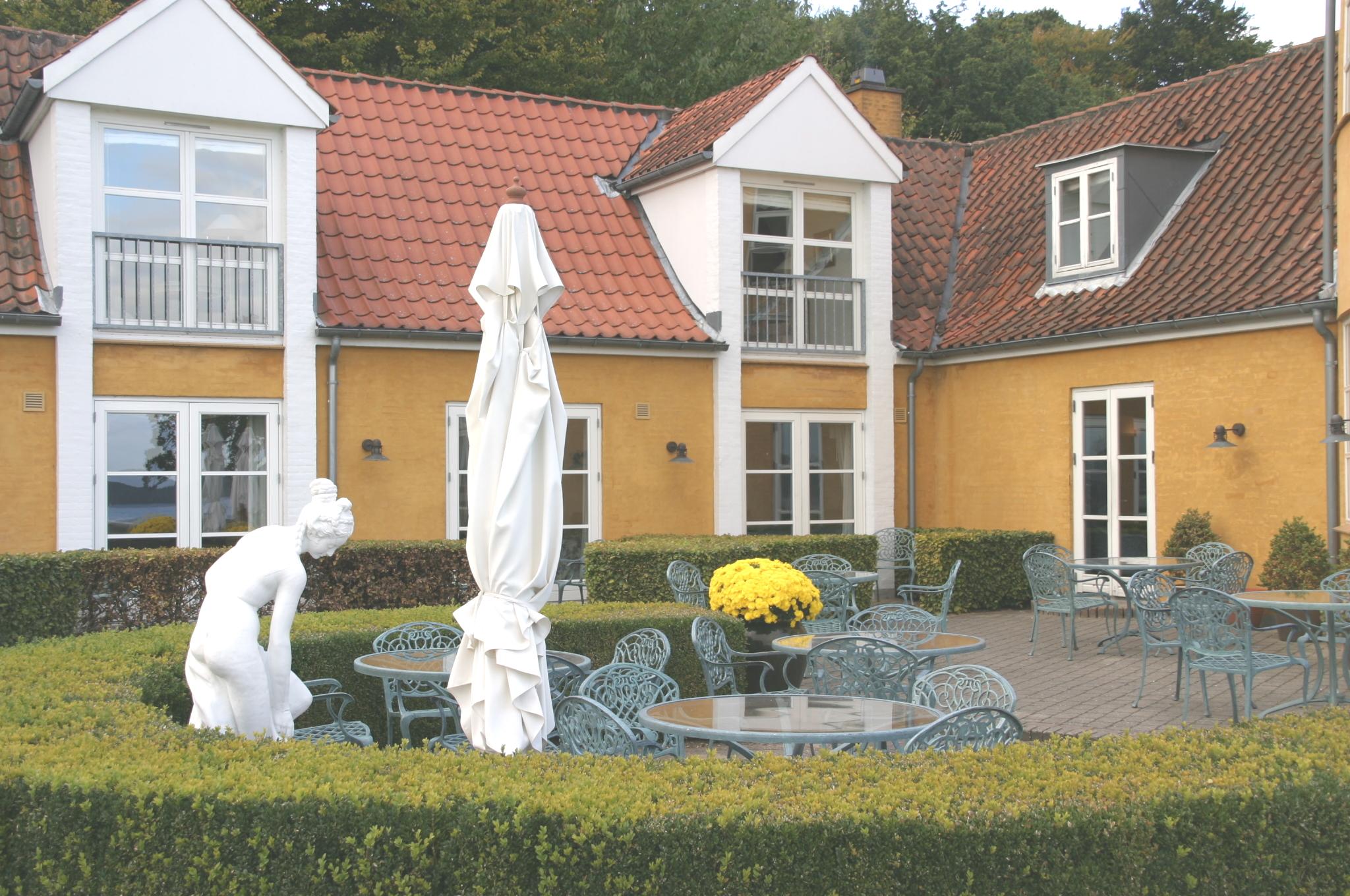 Hotel und Restaurant Fakkaelgaarden Foto: © Günter Meißner MEDIENINFO-BERLIN