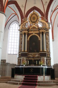 Altar Foto: © Günter Meißner MEDIENINFO-BERLIN
