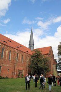 Das ehem Zisterzienser Kloster Marienstern Zisterzienserinnenkloster in Mühlberg