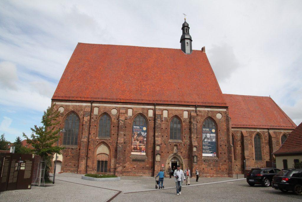 Kulturquartier Mönchenkloster Jüterbog Foto: © Günter Meißner MEDIENINFO-BERLIN