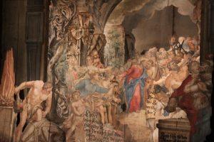 Passionsdarstellungen Heiligen Grab ca.1750 Foto: © Günter Meißner MEDIENINFO-BERLIN