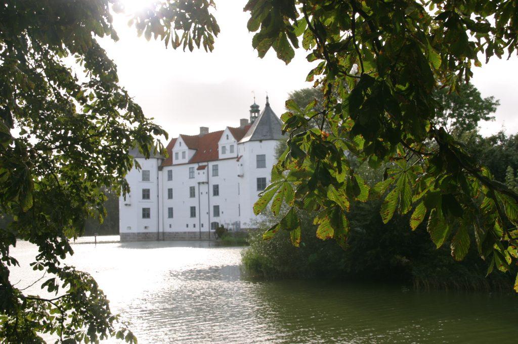 Schloss-Glücksburg Foto: © Günter Meißner MEDIENINFO-BERLIN