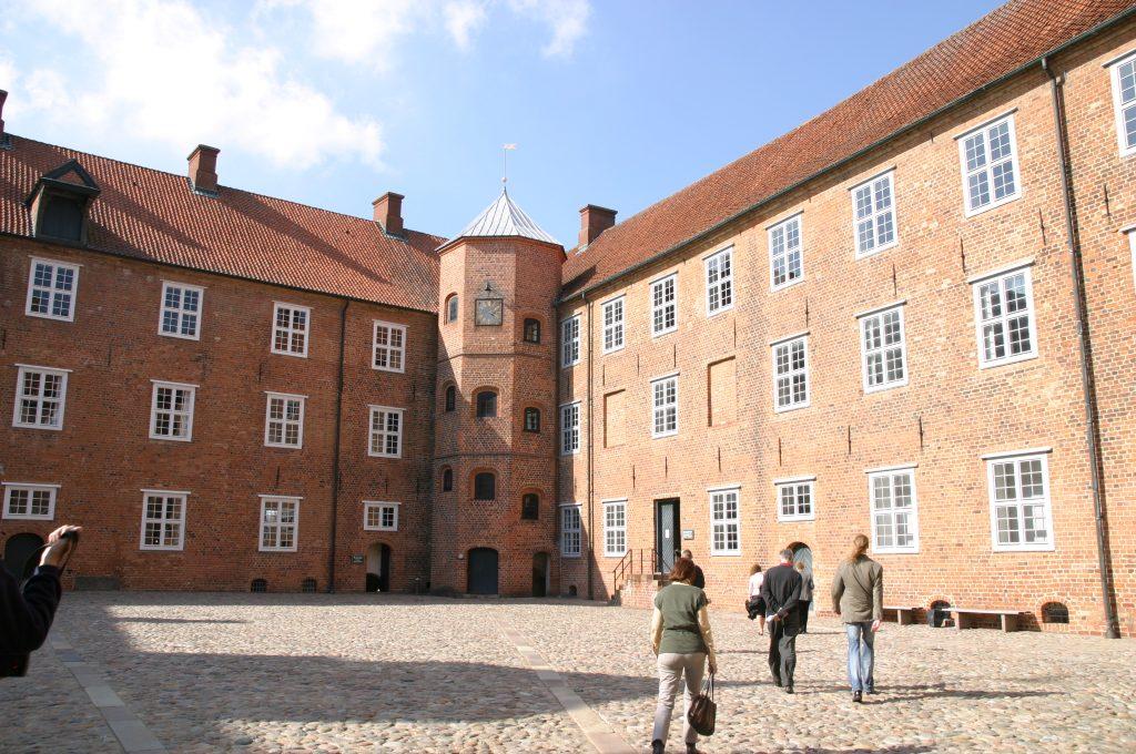 Schloss Sonderborg  Foto: © Günter Meißner MEDIENINFO-BERLIN