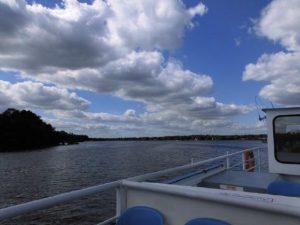 Über den Krimnick-See