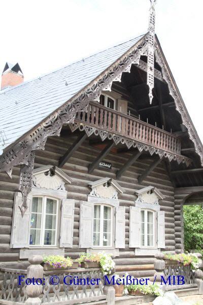 Kolonistenhaus Foto: © Günter Meißner / MIB