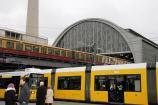 S-Bahnhof Alexanderplatz Foto: © Günter Meißner MEDIENINFO-BERLIN