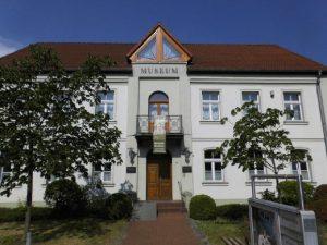 Gebäude des Museum