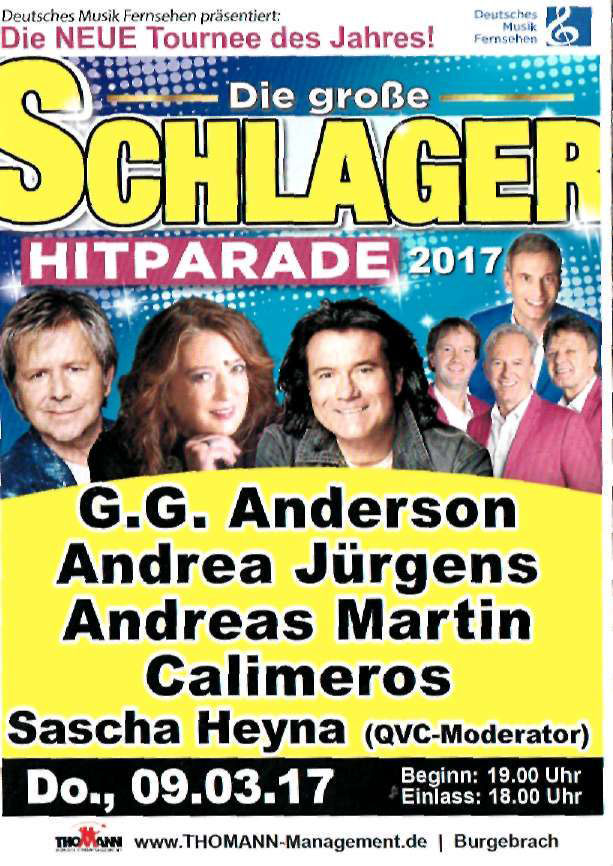 schlager-hitparade