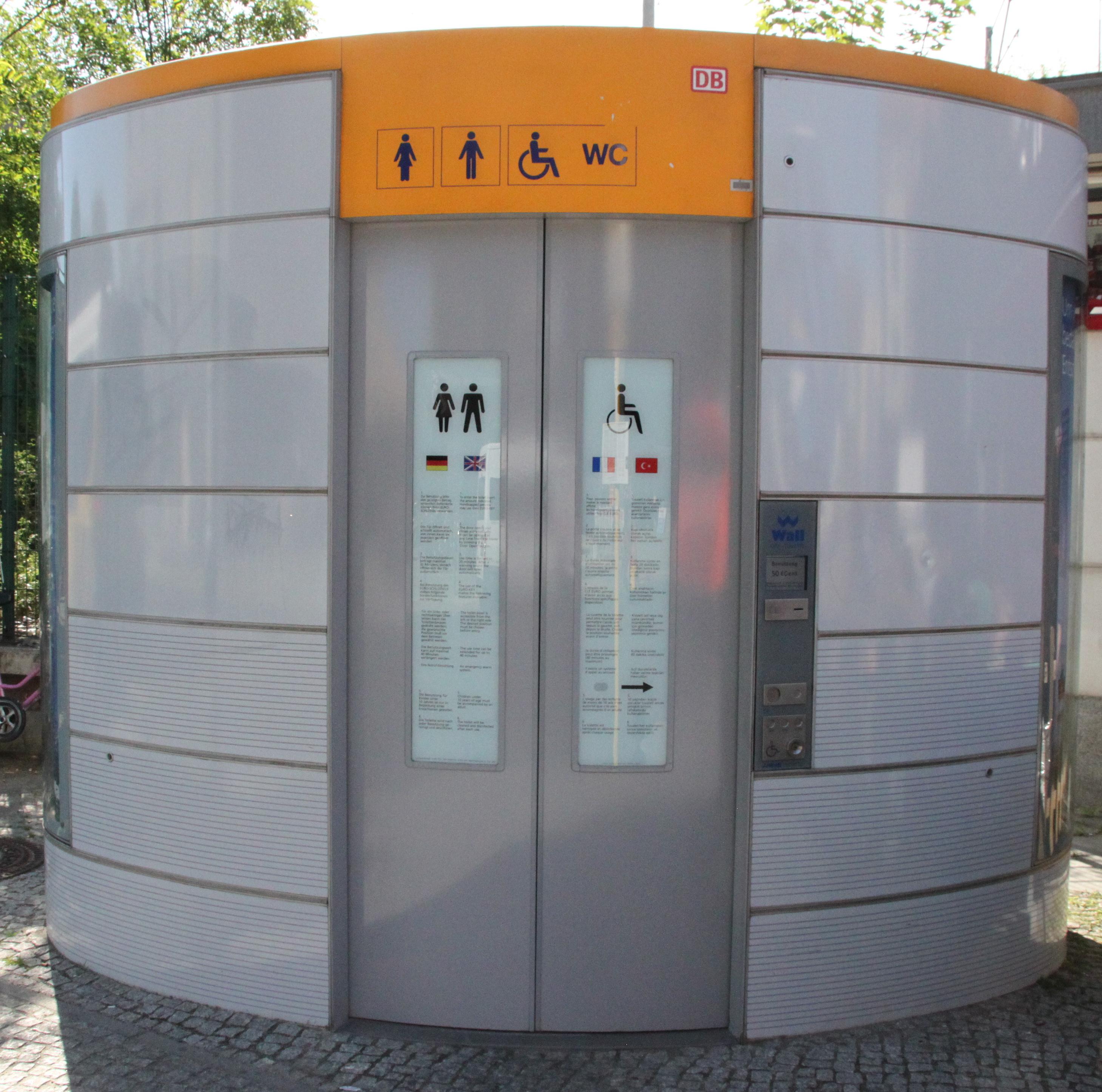 Weiterbetrieb Der City Toiletten Bis Zum Aufbau Neuer Und Moderner